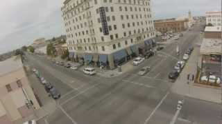 Areial Tour of Bakersfield Part 1