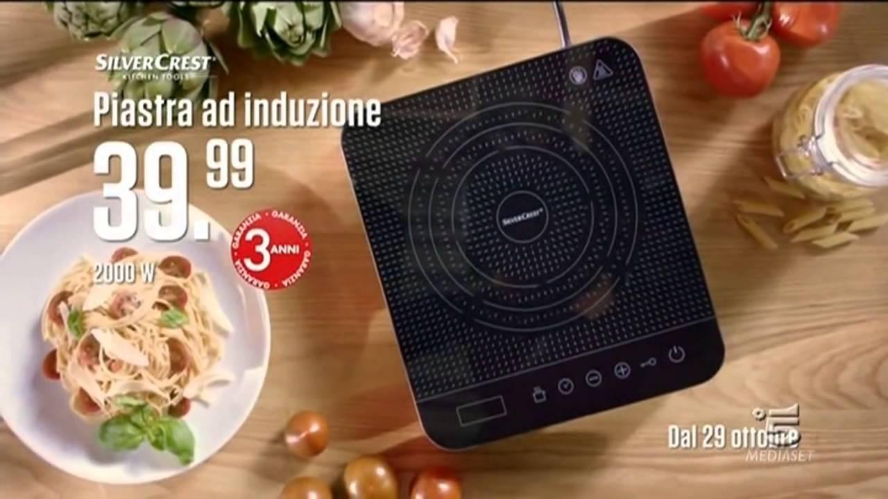 Lidl Forno Elettrico E Piastra Da Cucina Spot 2015 Youtube