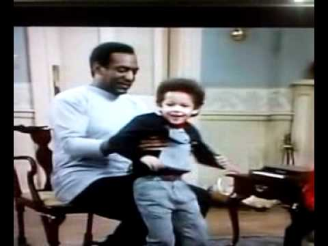 Alicia Keys on Cosby show at 5 yrs FUNNY.mov