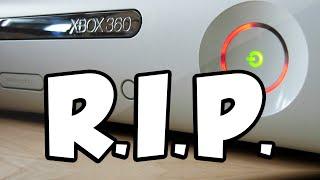 RIP Xbox 360...