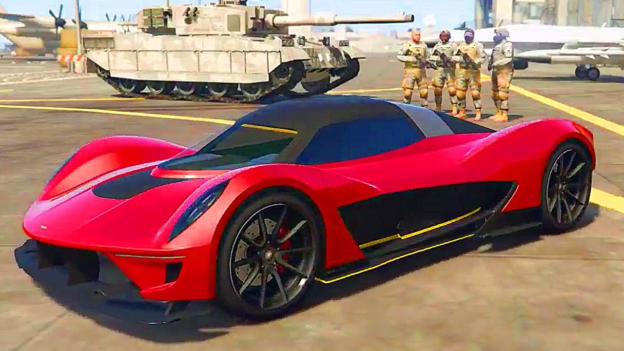 Cheap Super Cars Gta