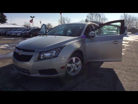 2014 Chevrolet Cruze Clarkston, Waterford, Lake Orion, Grand Blanc, Highland, MI UB81796P