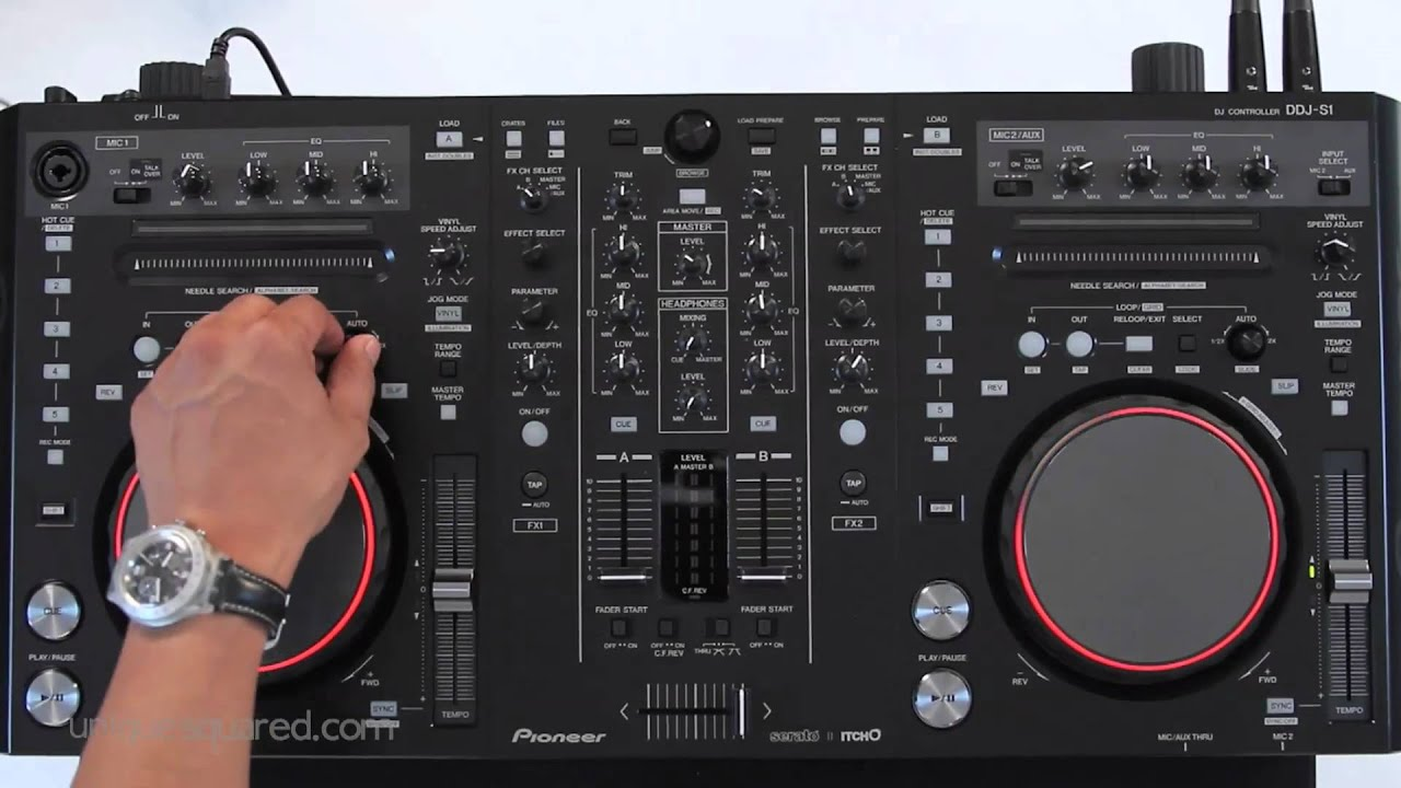 Pioneer DDJ-T1 DJ Controller Drivers Download