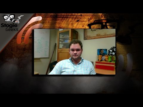 Stogie Geeks #208 - Justin Andrews, Foundry Tobacco Company