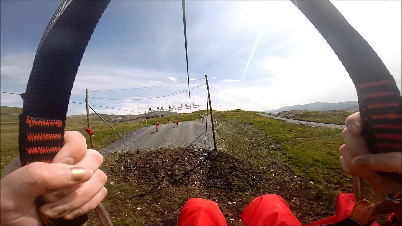 4 Man Zip Wire Wales Wiring Diagram For Caravan Fridge World Titan Long Blaenau Ffestiniog North