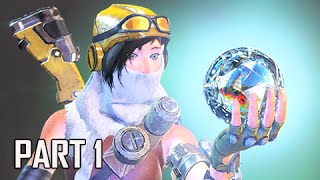 ReCore Walkthrough Part 1 - First Hour (XBOX One Let's Play Gameplay Commentary)