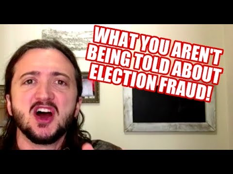 What You Aren't Being Told About Hacking Voting Machines!