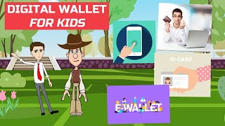 Credit Cards 101: Wнat is a Digital Wallet or E Wallet? Easy Peasy Finance for Kids and Beginners