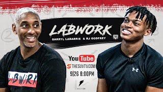 LaBWork ( Ep. 7) - North Gwinnett's RJ Godfrey & Coach Darryl LaBarrie