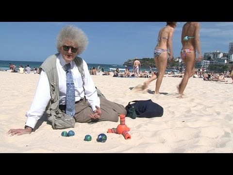 Ozone on Bondi Beach - Periodic Table of Videos