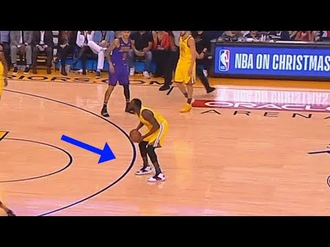 NBA 'Disrespectful Defense' Moments