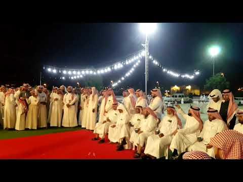 زواج سالم بن أحمد ال شبيب الشهري وقدومة مع قبيلتة ال صيوي عند باللسمر جودة 720 شاشة كاملة