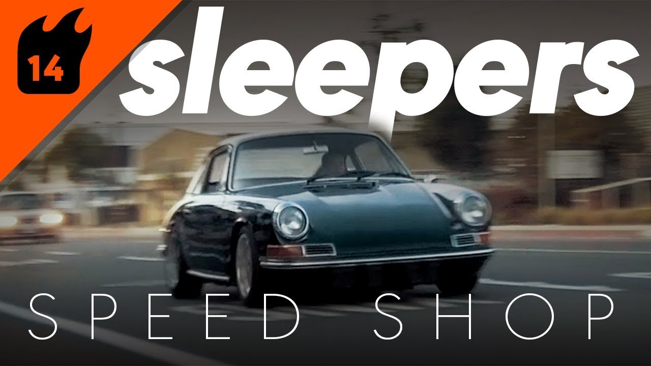 Sleepers Sd Part 1 1965 Porsche 912 Fuel Tank Feature 14