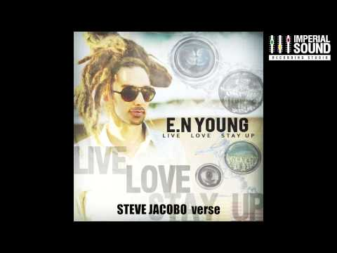 """E.N Young """"Overpowering Blessed Love"""" Lyric Video"""