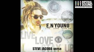 "E.N Young ""Overpowering Blessed Love"" Lyric Video"