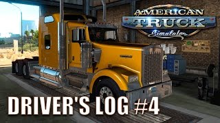 American Truck Simulator Driver's Log #4 Buying First Truck