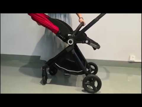 Babypie Factory 3 In 1 Baby Stroller Pram High-quality Baby Stroller With Car Seat