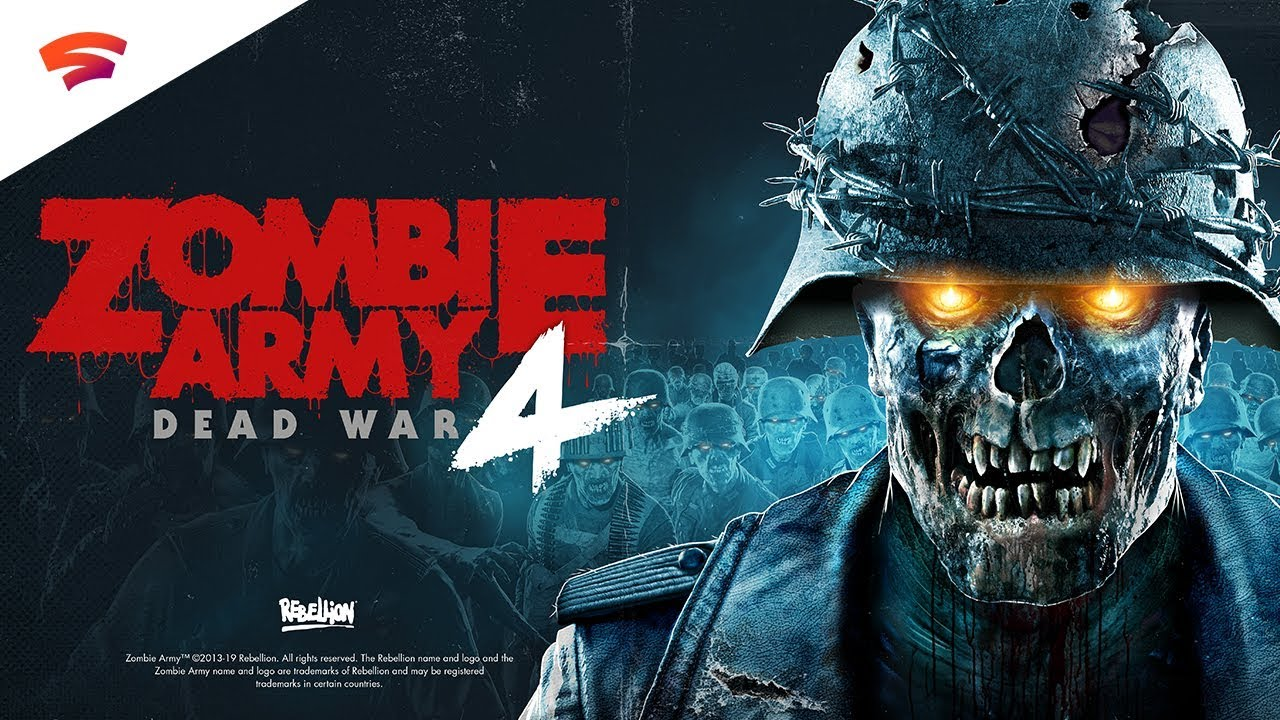 Zombie Army 4: Dead War - Official Trailer | Stadia