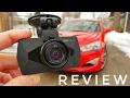 Vantrue X1 Dash Camera REVIEW & Sample Footage