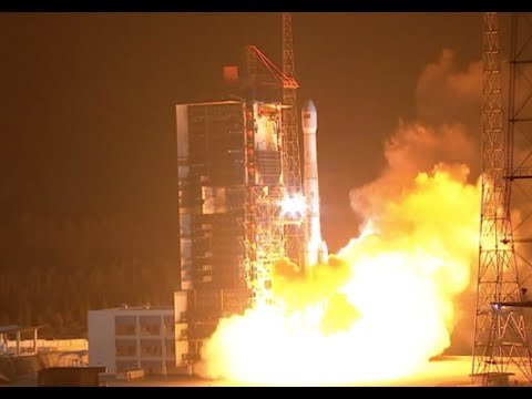 China Launches Belarusian Telecom Satellite
