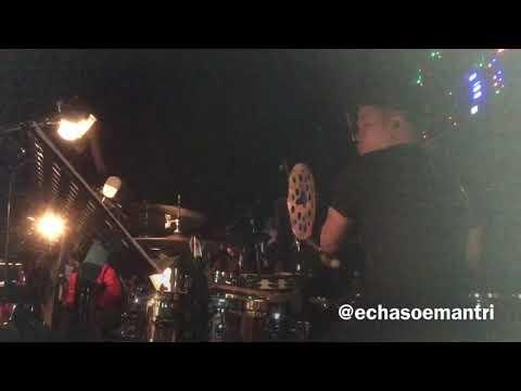 Echa Soemantri - Abdul - Better Man (Robbie Williams) Indonesian Idol 2018 #ESdrumcam