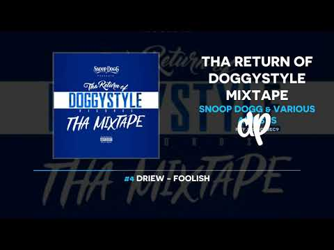 Snoop Dogg - Tha Return Of Doggystyle (FULL MIXTAPE)