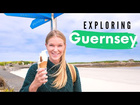 GUERNSEY | Exploring the island and its beautiful beaches!