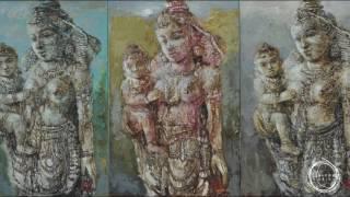 Арт-віzит у В.Подлевського. 'Народження світу', '7 храмів' у галереї ТРИПТИХ АРТ