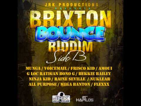 ALL PURPOSE - INFORMER | BRIXTON BOUNCE RIDDIM - SIDE B - | JULY 2013 |
