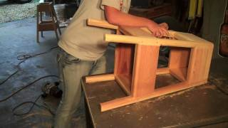 How to Make a Stool