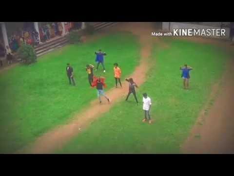 Flashmob Marthoma College Thiruvalla 2016
