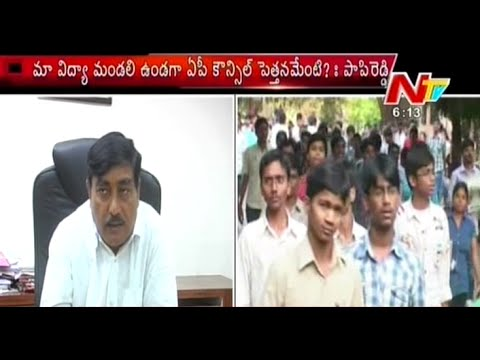 AP and Telangana War About Engineering College Admissions