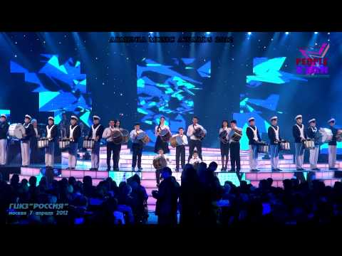 1.Armenia Мusic Awards 2012.Ален Делон.Москва,7 апреля 2012