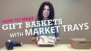 Market Trays - How to Use & Shrink Wrap | Nashville Wraps