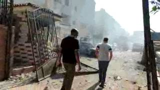 حريق محكمه مطروح إدراه المرور فى احداث الاربعاء 14/8/2013