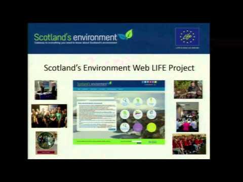 Sepa chief executive James Curran opens environment conference in Edinburgh