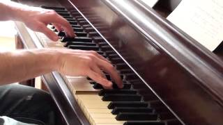 Sunshine - Atmosphere (Piano Lesson by Matt McCloskey)