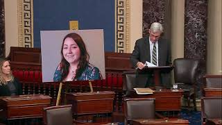 Senator Whitehouse Shares Bridget's Story