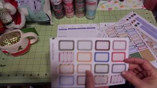 Plan With Me Design Group: Plum Paper Planner/Happy Planner Pt. 1
