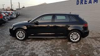 Audi A3 Sportback 1.6 TDi Attraction para Venda em Dream Car, Lda . (Ref: 487997)