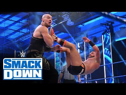 Drew Gulak vs. King Corbin: SmackDown, July 31, 2020