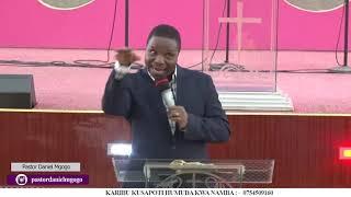 Kuna maadui Mungu anawaleta ilikukuinua wewe - Pastor Daniel Mgogo  - Pastor Daniel Mgogo