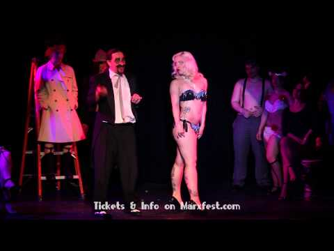 Marxfest The Pinch Brothers in The Bawdy House
