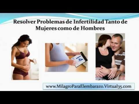 proceso para quedar embarazada