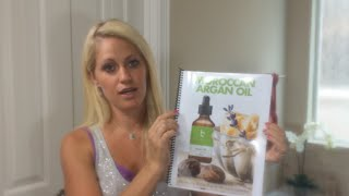 Argan Oil (Moroccan Oil) recipe e-book free with Argan Oil purchase Thumbnail