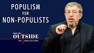 What is populism and why are both Trump and Maduro populists?