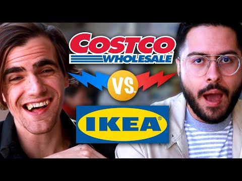 Costco vs. IKEA Food Court Taste Test