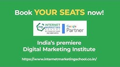 Join Our Online Digital Marketing 7 Days Workshop   Get Trained By Industry Experts   IMSchool
