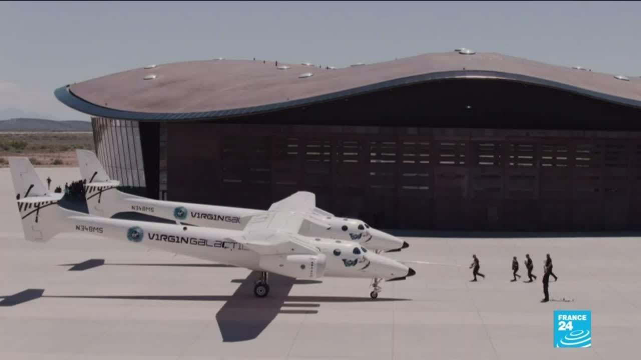 Tourisme spatial : Virgin Galactic prépare les premiers vols pour 2020