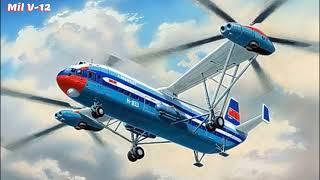 7 aviones ✈️ gigantes, que no te imaginas que existen.